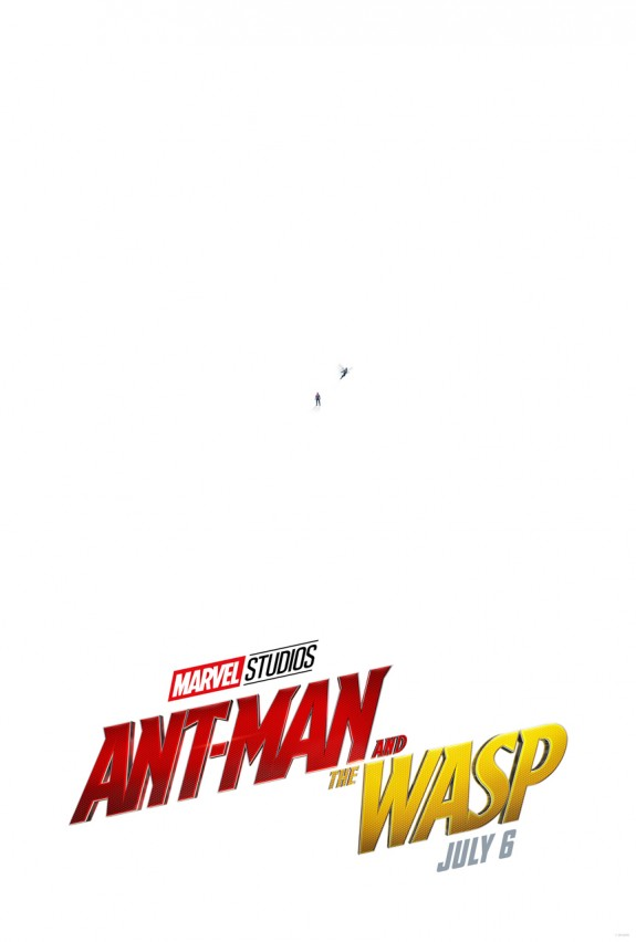 Ant-Man And The Wasp Teaser Trailer And Poster #AntManandWasp