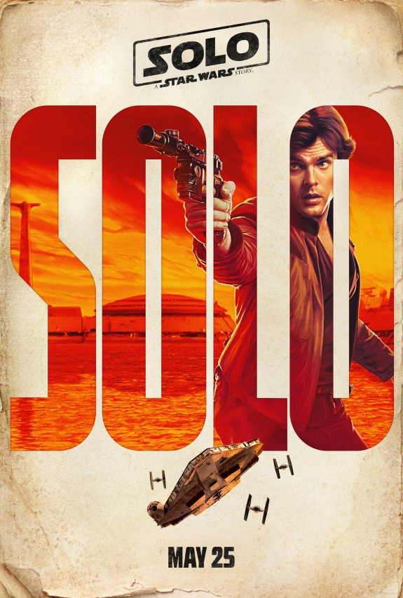 Check Out The Latest Teaser Trailer & Posters For Solo: A Star Wars Story #HanSolo