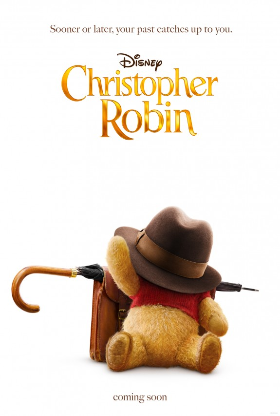 Disney's Christopher Robin Teaser Trailer & Poster #ChristopherRobin
