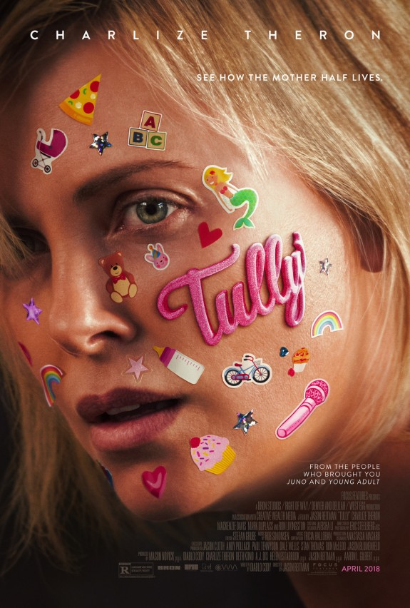 Check Out The New Official Tully Trailer #Tully