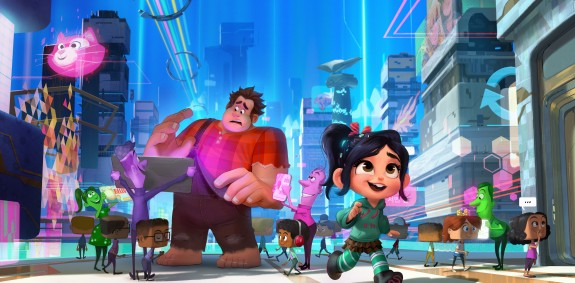Official Ralph Breaks The Internet: Wreck-It Ralph 2 Teaser Trailer & Poster #RalphBreaksTheInternet