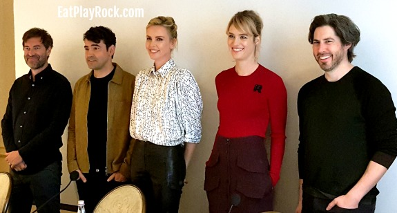 Tully Interview With Charlize Theron, Jason Reitman & The Cast