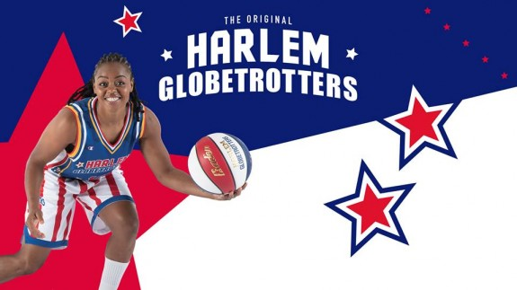 Win 1 of 2 Harlem Globetrotters Family 4 Packs!